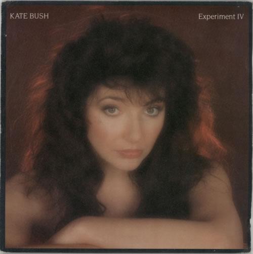 "Kate Bush Experiment IV - Solid 7"" vinyl single (7 inch record) UK BUS07EX587160"