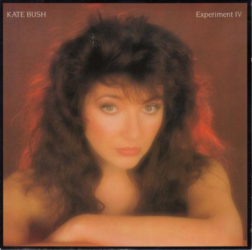 "Kate Bush Experiment IV - Test Pressing - P/S 7"" vinyl single (7 inch record) UK BUS07EX344248"
