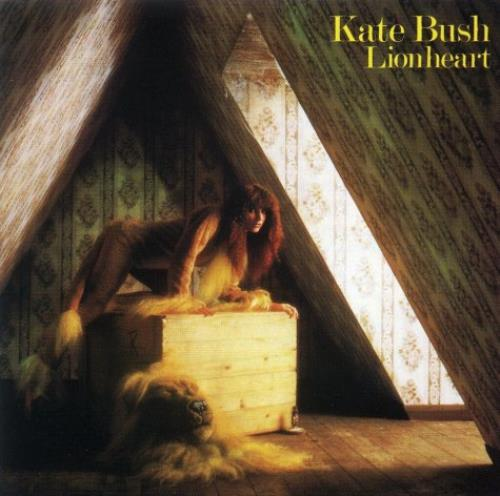 Kate Bush Lionheart CD album (CDLP) Dutch BUSCDLI593564