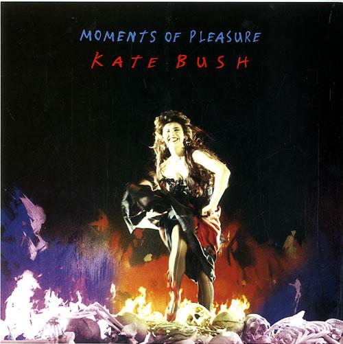 Kate Bush Moments Of Pleasure - Display Card display UK BUSDIMO629106
