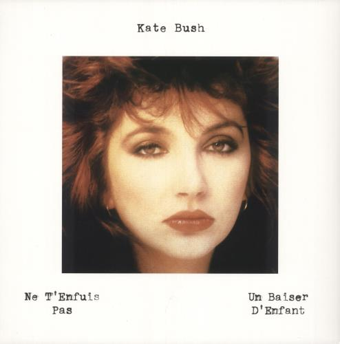 "Kate Bush Ne T'Enfuis Pas - Sealed 12"" vinyl single (12 inch record / Maxi-single) French BUS12NE739493"