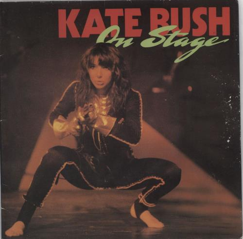 "Kate Bush On Stage 7"" vinyl single (7 inch record) UK BUS07ON10081"
