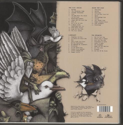 Kate Bush Remastered In Vinyl I Vinyl Box Set UK BUSVXRE734062