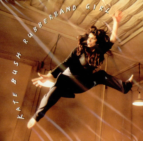 "Kate Bush Rubberband Girl - Sealed CD single (CD5 / 5"") US BUSC5RU103721"