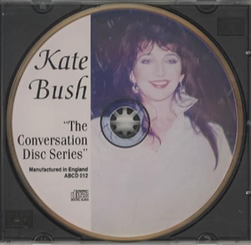 Kate Bush The Conversation Disc Series CD album (CDLP) UK BUSCDTH344967