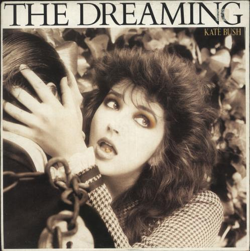 Kate Bush The Dreaming - EX vinyl LP album (LP record) UK BUSLPTH665511