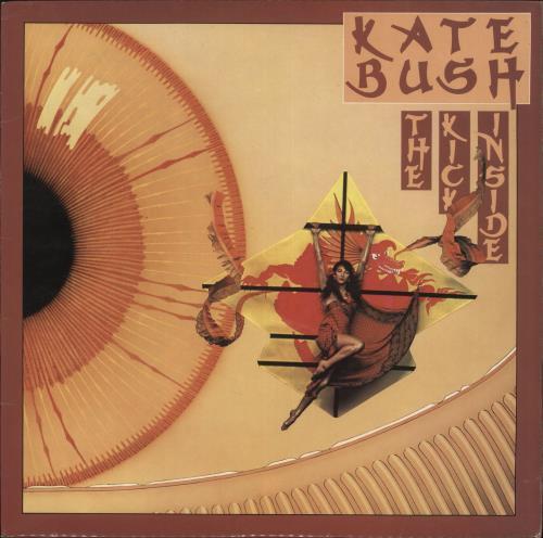Kate Bush The Kick Inside - 1st - VG vinyl LP album (LP record) UK BUSLPTH714824