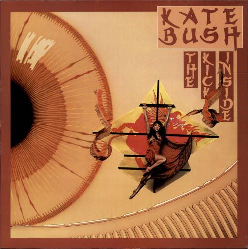 Kate Bush The Kick Inside - 3rd - EX vinyl LP album (LP record) UK BUSLPTH700760