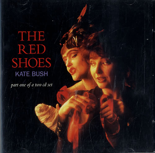 Kate Bush The Red Shoes - One Case 2-CD single set (Double CD single) UK BUS2STH610372