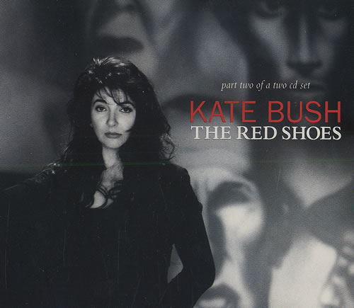 Kate Bush The Red Shoes - Part 2 UK CD single (CD5 / 5