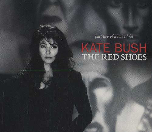 "Kate Bush The Red Shoes CD single (CD5 / 5"") UK BUSC5TH27535"