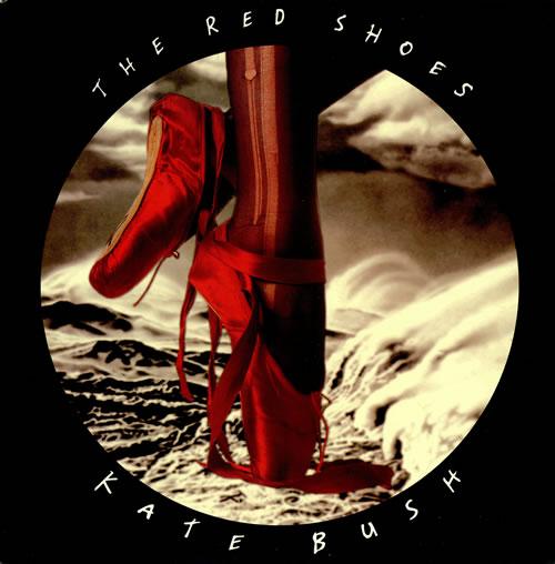 Kate Bush The Red Shoes vinyl LP album (LP record) UK BUSLPTH336617