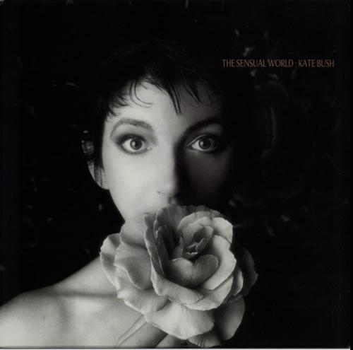 Kate Bush The Sensual World + Inner vinyl LP album (LP record) US BUSLPTH606223