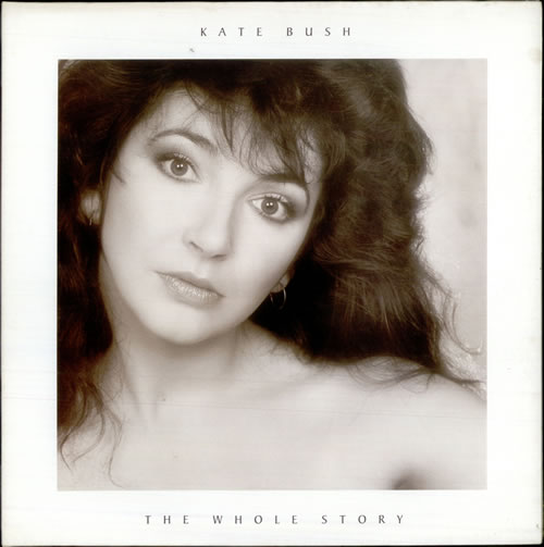 Kate Bush The Whole Story Uk Vinyl Lp Album Lp Record