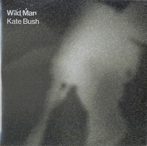 Kate Bush Wild Man CD-R acetate UK BUSCRWI551669