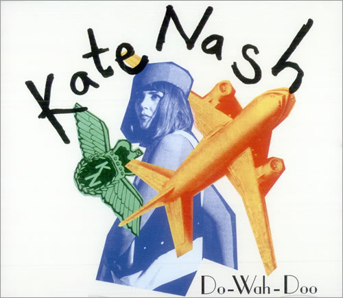 "Kate Nash Do-Wah-Doo CD single (CD5 / 5"") German KNHC5DO506942"
