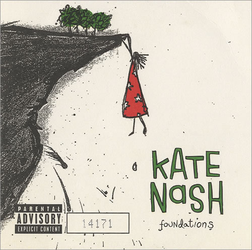 "Kate Nash Foundations CD single (CD5 / 5"") UK KNHC5FO486047"