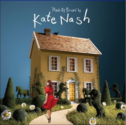 Kate Nash Made Of Bricks CD album (CDLP) UK KNHCDMA410174