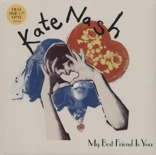 Kate Nash My Best Friend Is You vinyl LP album (LP record) UK KNHLPMY753281