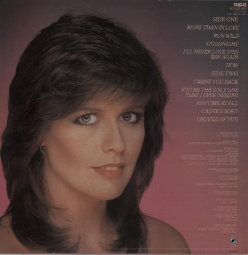 Kate Robbins Kate Robbins vinyl LP album (LP record) UK KH5LPKA754270