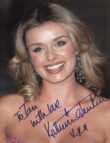 Katherine Jenkins Autographed Photograph photograph UK KJEPHAU739308