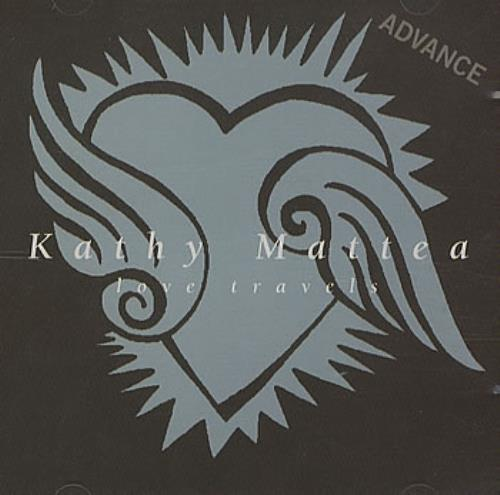Kathy Mattea Love Travels CD album (CDLP) US KTHCDLO386109