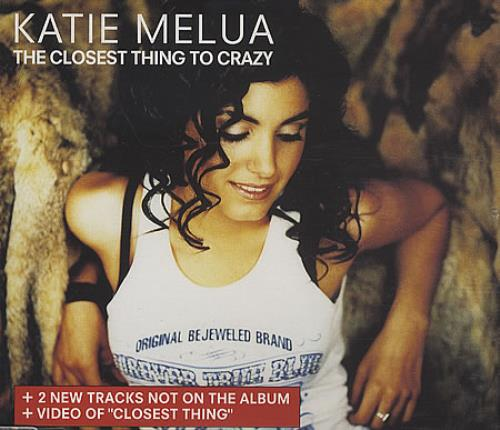 """Katie Melua The Closest Thing To Crazy - 4 Track CD single (CD5 / 5"""") UK KATC5TH391938"""