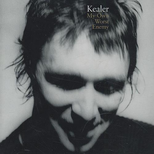Kealer My Own Worst Enemy CD album (CDLP) UK KEACDMY428643