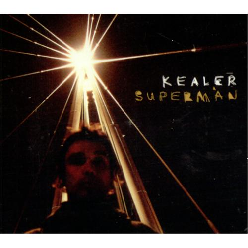 "Kealer Superman CD single (CD5 / 5"") UK KEAC5SU246234"