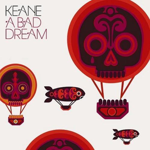 "Keane (00s) A Bad Dream 7"" vinyl single (7 inch record) UK KAN07AB385284"