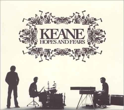 Keane (00s) Hopes And Fears CD album (CDLP) Thailand KANCDHO365935