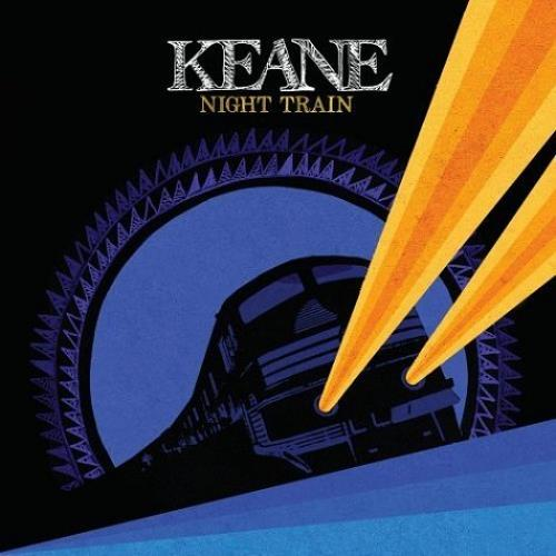 Keane (00s) Night Train CD album (CDLP) UK KANCDNI506560