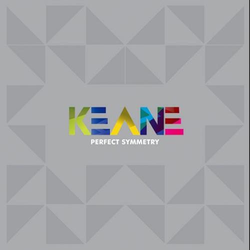 "Keane (00s) Perfect Symmetry 7"" vinyl single (7 inch record) UK KAN07PE456138"