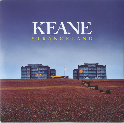 Keane (00s) Strangeland - Album Sampler CD-R acetate UK KANCRST598260