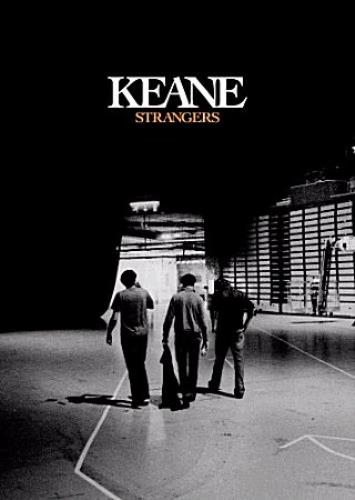 Keane (00s) Strangers DVD UK KANDDST340317