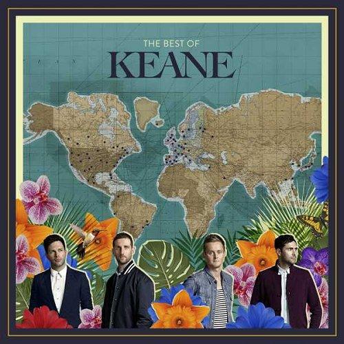 Keane (00s) The Best Of 2 CD album set (Double CD) UK KAN2CTH604843