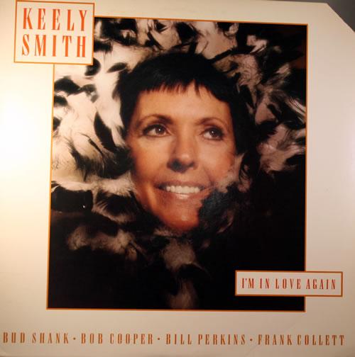 Keely Smith I'm In Love Again vinyl LP album (LP record) US KE4LPIM563052