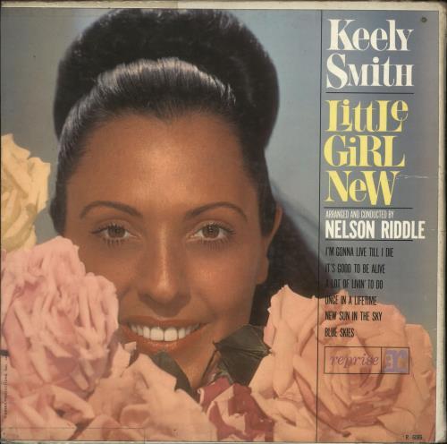 Keely Smith Little Girl Blue, Little Girl New vinyl LP album (LP record) US KE4LPLI699830