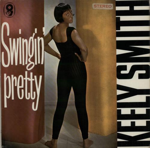 Keely Smith Swingin' Pretty vinyl LP album (LP record) UK KE4LPSW618680
