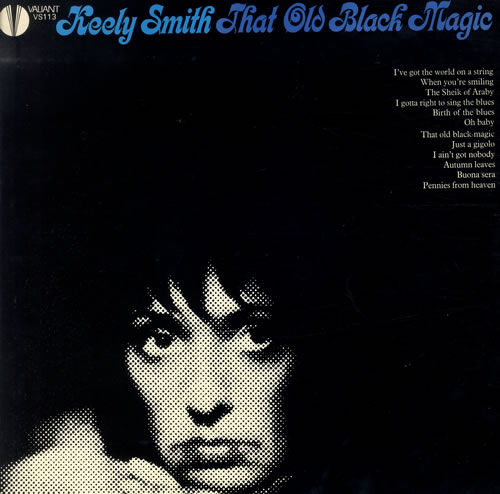 Keely Smith That Old Black Magic vinyl LP album (LP record) UK KE4LPTH560768