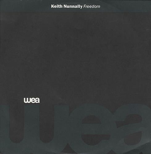 """Keith Nunnally Freedom 12"""" vinyl single (12 inch record / Maxi-single) UK KC412FR389848"""