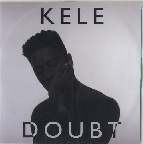 Kele Okereke Doubt CD-R acetate UK KG8CRDO614207