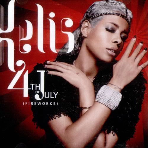 Kelis 4th Of July (Fireworks) CD-R acetate US K-SCRTH527661