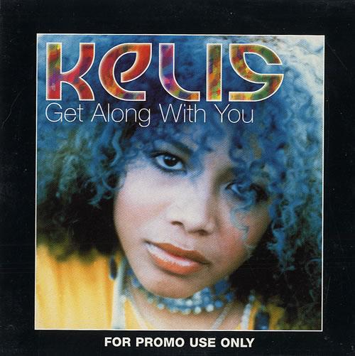 "Kelis Get Along With You CD single (CD5 / 5"") UK K-SC5GE167537"