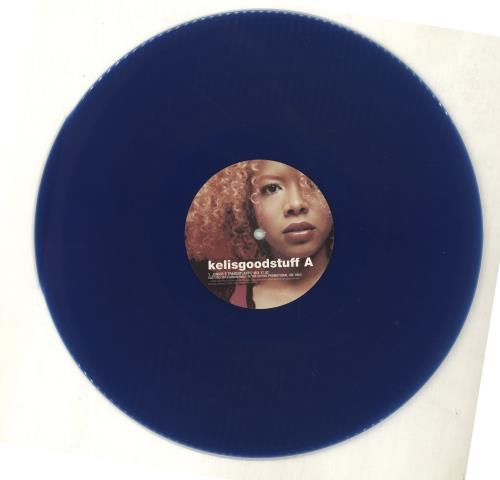 "Kelis Good Stuff 12"" vinyl single (12 inch record / Maxi-single) UK K-S12GO163977"