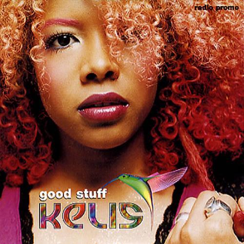"Kelis Good Stuff CD single (CD5 / 5"") UK K-SC5GO199627"