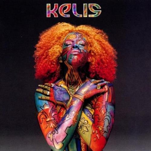 Kelis Kaleidoscope CD album (CDLP) UK K-SCDKA159626