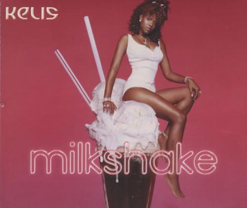 "Kelis Milkshake CD single (CD5 / 5"") UK K-SC5MI390281"