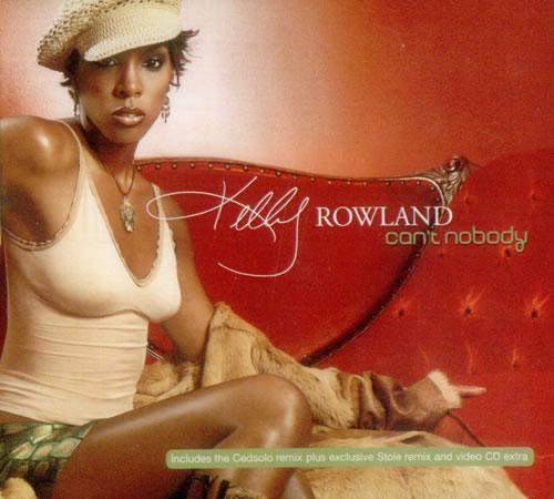 "Kelly Rowland Can't Nobody CD single (CD5 / 5"") UK KLWC5CA536943"