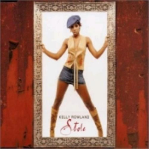 Kelly Rowland Stole 2-CD single set (Double CD single) UK KLW2SST232380